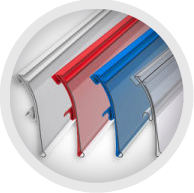 Advanced Polymers - PC - Enpact - Aplicação - Perfis