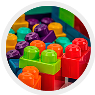 Advanced Polymers - Blocos de Montar
