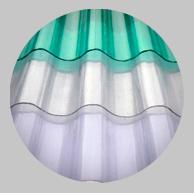 Advanced Polymers - PC - Enpact - Telhas