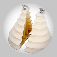 Advanced Polymers - PBT - Moldes para Bobinas